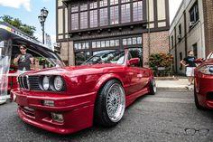 BMW 3-Series (E30) Convertible