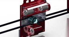 Image result for belt tensioner 3d printer