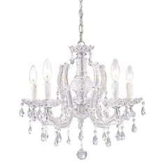 Small Winchester Chandelier