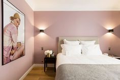 """56 Likes, 2 Comments - Hotel Mathis Paris (@hotelmathis) on Instagram: """"Pink is the new black ✌. . . . #hotelmathisparis #hotelmathis #boutiquehotel #paris #champselysees…"""""""