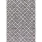 Thema Teo Ivory 7 ft. 10 in. x 10 ft. 6 in. Area Rug