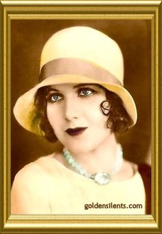 """Mary Brian, silent and sound movie star """"Sweetest Girl in Pictures"""" 1906-2002"""
