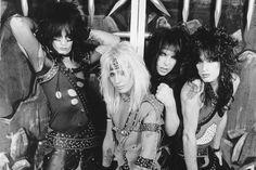 Motley Crue - Nov. 17, 1985