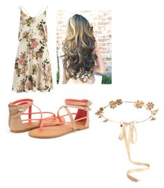 """""""Boardwalk #3"""" by madison-kohut on Polyvore featuring VILA and Eugenia Kim"""
