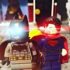 Today I saw Batman v Superman it was awesome! I thought the movie was pretty good except for the resolution to the fight. MINOR SPOILER ALERT MARTHA!!!!! #lego #batman #superman #batmanvsuperman #batmanvsupermanwasdope #ignorethecritics #legostagram #legogram #movie by thatbrick121