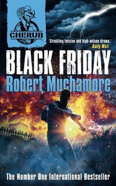 Black Friday (CHERUB)/Robert Muchamore