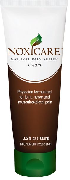 Noxicare Natural Pain Relief Cream Review & Giveaway 4/5/13 Daily US  http://wp.me/p2Zbi5-mf