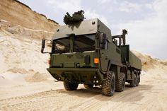 """MAN Military Vehicles Gmbh gana el Programa """"Purisunchus"""" de las Fuerzas Armadas del Perú"""