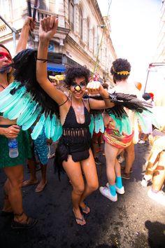 fantasias criativas, carnaval de rua, rio de janeiro, bloco do boi tolo