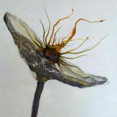 Encaustic art Alicia Tormey                                                                                                                                                      More