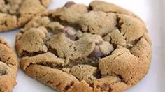 5 Ingredient Peanut Butter Chocolate Chip Cookies