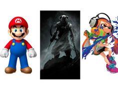 Mario, Splatoon et Skyrim au lancement de la Nintendo Switch ? (TomsGuide)
