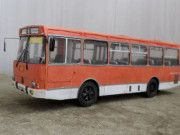 LAZ-4202 Bus Free Vehicle Paper Model Download