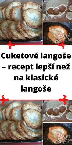 Cuketové langoše – recept lepší než na klasické langoše