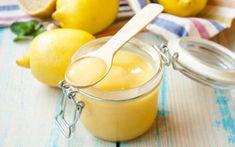 Χρησιμοποιήστε την σε τάρτες ή ως γέμιση για κέικ Vegan Lemon Curd, Easy Lemon Curd, Lemon Curd Recipe, Lemon Bars, Cheesecake Toppings, Lemon Cheesecake, Bon Dessert, Dessert Recipes, Pressure Cooker Recipes