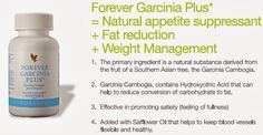 forever garcinia plus and weight loss