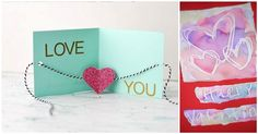 Sweet cards for your sweet Valentine!