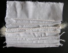 Samples of tucks, pleats and gathers using 100% cotton, calico and scrim.   Sample 1 Pleats   Sample 2 Box Pleats   Sample 3 Pin tucks   Sam...