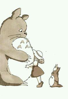 Totoro #anime