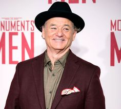 Bill Murray Crashes a Bachelor Party, Gives Groom and Groomsmen Advice