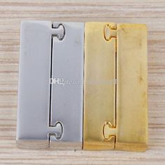 Smooth Square / Rectangle Magnetic Claps Connector Charms Beads For Making Leather Bracelet Jewelry Findings From Jiaxiang66, $29.76 | Dhgate.Com