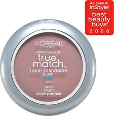 My fav blush for fair skin is my loreal true match blush in tender rose