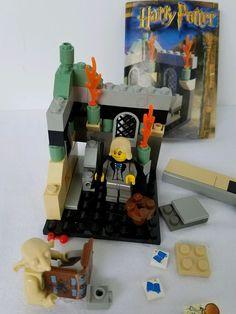 Lego 4731 Harry Potter Dobbys Release  Box not perfect 2002  #Lego