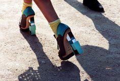 #Balenciaga Architectural #Shoes