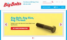 Web site designed by Cleveland Maker Go Media for Cleveland Maker Big Bolts by Earnest Machine. Visit www.BigBolts.com - All photography by Dan Morgan / Straight Shooter