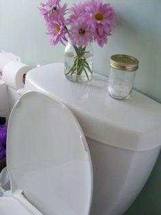 Faire soi-même un désodorisant naturel pour les WC