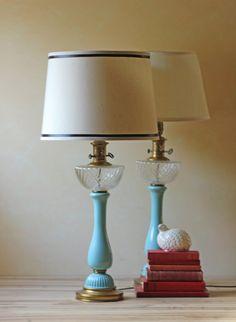 Vintage Lamps