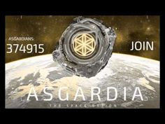 "Flat Earth: ""ASGARDIA"" - Space Nation or Luciferian Dream? - YouTube"