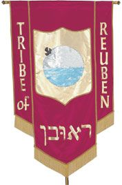12 tribes of israel banners standards - Google Search