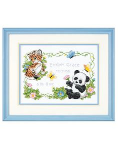 Shop for Dimensions Baby Hugs Baby Animals Cross Stitch Kit. Get free delivery On EVERYTHING* Overstock - Your Online Sewing & Needlework Shop! Unicorn Cross Stitch Pattern, Baby Cross Stitch Patterns, Cross Stitch For Kids, Cross Stitch Baby, Counted Cross Stitch Kits, X 23, Alphabet, Baby Hug, Unicorn Printables