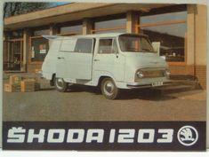 mototechna   Škoda 1203 Car Pictures, Car Pics, Car Posters, Bratislava, Old Cars, Motorbikes, Vehicles, Czech Republic, Trailers