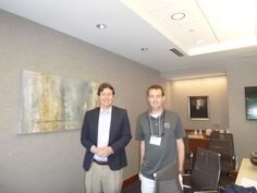 #Attorney Evan Guthrie with Foster Girard of Haynsworth Sinkler Boyd at the South Carolina Bar Young Lawyers Division Spring Retreat Leadership Planning Session at Haynsworth Sinkler Boyd in Greenville, SC on Saturday April 26, 2014.