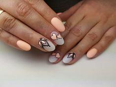 Christmas Nail Art, Diy Nails, Spring Nails, Girly Things, Nail Art Designs, Acrylic Nails, Finger, Hair Beauty, Make Up