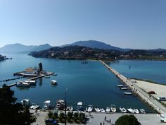 Pontikonisi, Corfu, Greece