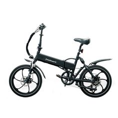 Joulvert Stealth Folding Electric Bicycle, 20 inch wheels