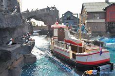 2/14 | Photo de l'attraction Whale Adventures Splash Tour située à @Europa-Park (Rust) (Allemagne). Plus d'information sur notre site http://www.e-coasters.com !! Tous les meilleurs Parcs d'Attractions sur un seul site web !!