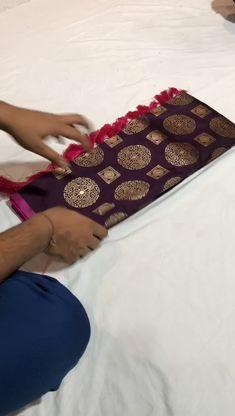 Saree Blouse Patterns, Saree Blouse Designs, Designer Sarees Collection, Saree Collection, South Indian Silk Saree, Sari Fabric, Linen Fabric, Wedding Looks, Wedding Wear