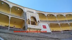 Bullfighting tickets. Tickets for bullfights in Madrid and Sevilla: Madrid Bullring. Royal Balcony
