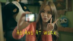 Asians At Work, via YouTube.