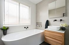 Strategy, tactics, along with overview when it comes to acquiring the very best end result as well as attaining the optimum utilization of Bathroom Remodel Tile White Bathroom Designs, Laundry In Bathroom, Bathroom Remodel Tile, House Bathroom, Restroom Decor, Timber Vanity, Bathroom Model, Bathroom Interior, Corner Bath