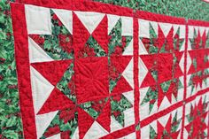 Quilted Delights: Christmas Quilt