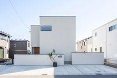 敷地の広さを活かした家・間取り(三重県) | 注文住宅なら建築設計事務所 フリーダムアーキテクツデザイン