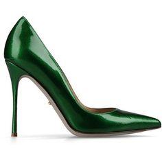 green pumps - Google Search