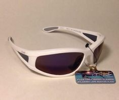 b2d0f3a73df Foster grant Jimmy Houston Fishing Sunglasses Polarized 100% UVA UVB  Protection Floats in Water