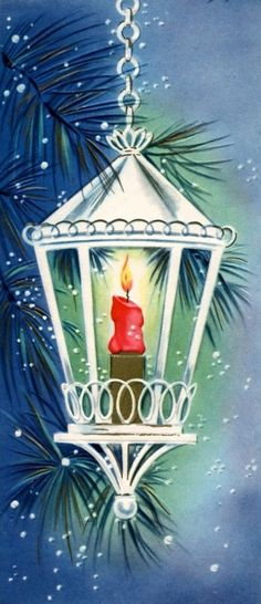 Old Christmas Post Сards — Christmas Lanterns, Old Fashioned Christmas, Christmas Scenes, Christmas Past, Christmas Pictures, All Things Christmas, Christmas Crafts, Christmas Decorations, Christmas Ornaments