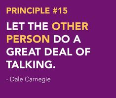 """Dale Carnegie Principle from """"Win People to Your Way of Thinking"""" Wisdom Quotes, Quotes To Live By, Life Quotes, Quotes Quotes, Country Music Quotes, Achievement Quotes, How To Use Facebook, How To Influence People, Operations Management"""